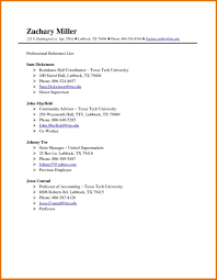 How To Create A Reference List For A Resume 10 How To Make A Professional Resume Resume Samples