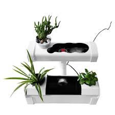 jeffergrill soilless hydroponic growing fish tank aquaponic system kit garden decoration 100 240v us plug hydroponics indoor home gardening kit hydroponic