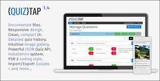 Online Quiz Templates QuizTap premium quiz web app Web Form Templates Designs 43
