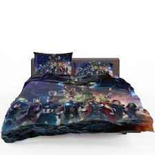 marvel avengers infinity war super heroes bedding set