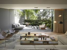 Outdoor Living Room Furniture This Living Room Transforms Seamlessly From The Indoor To The