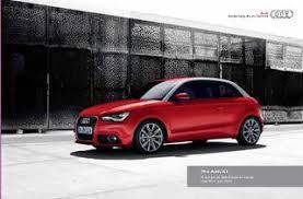 2010 Audi A1 Brochure Eng By Ted Sluymer Issuu