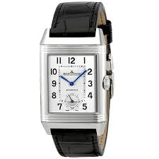 jaeger lecoultre reverso classic large duo automatic men s watch jaeger lecoultre reverso classic large duo automatic men s watch q3838420