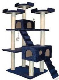 cat tree build a e64