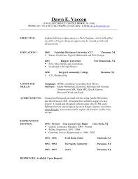 Career Objective On Resume Objectives For Resume Copy Resume Objectives Examples Career 86
