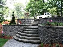 landscaping wall ideas remarkable landscape retaining wall ideas remarkable landscape design for retaining wall ideas terrace