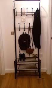 shoe and coat rack coat rack shoe rack storage combo shoe rack coat stand