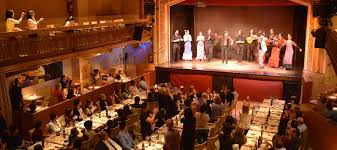 Pioneer Theater Seating Chart Flamenco Shows In Barcelona A Quintessential Catalonian
