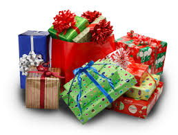 Image result for christmas presents free images