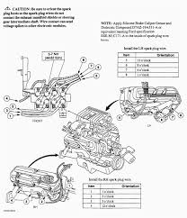 Spark plug wire diagram elegant ford 460 spark plug wire diagram wiring diagrams