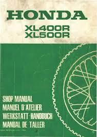 work manual honda 4 stroke net