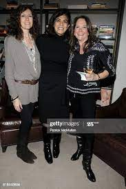 Donna Giuliano, Angeli Gianchandani and Suzanne Carrilli attend TOCAR...  ニュース写真 - Getty Images