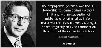 Henry Kissinger Quotes Delectable TOP 48 QUOTES BY EDWARD S HERMAN AZ Quotes