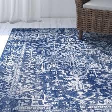 blue area rug geometric blue area rug