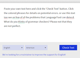 best online punctuation checker tools correctors languagetool