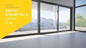 Schiebetüren Kunststoff Kaufen Große Glasflächen Max Lichteinfall