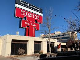 Texas Tech Jones Stadium Seating Chart Jones At T Stadium Texas Tech Red Raiders Stadium Journey