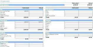 Monthly And Yearly Budget Template Excel Yearly Budget Template Hotel Annual Budget Template