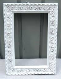 8x10 vintage frame white vintage picture frames ornate white frames white picture frame with glass and 8x10 vintage frame white