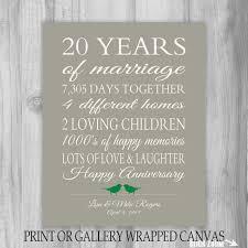 20th anniversary gift ideas 20th wedding anniversary gift for husband beautiful best 2 year anniversary gift