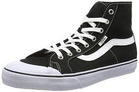 ball shoes. amazon.com | vans black ball hi sf (black) men\u0027s skate shoes fashion sneakers l