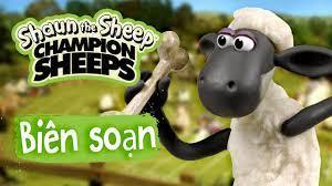 Biên soạn tập đầy đủ 15-21   Championsheeps   Những Chú Cừu Thông Minh  [Shaun the Sheep] - YouTube