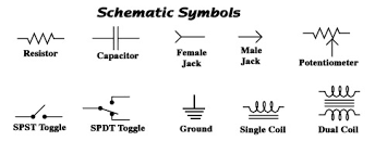 wiring diagram switch symbols schematic circuit symbols the wiring diagram basic schematic symbols nilza schematic