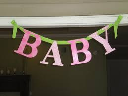 Baby Banners Template Photo Baby Shower Supplies Honolulu Image