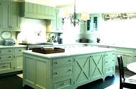 sage green kitchen cabinets light walls rugs wa
