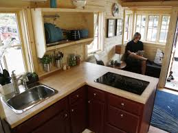 This Tiny House On Wheels Is Nicer Than Most Studio Apartments - Tiny house on wheels interior