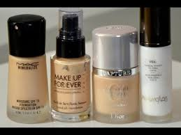 top foundations for skin
