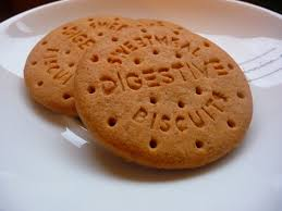 Foods of England - Digestive Biscuits