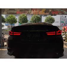 Honda City Tail Lamp Light Bar Smoke Shopee Malaysia