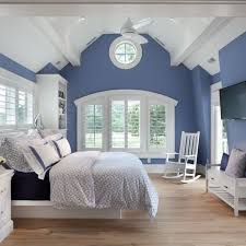 Blue And White Design Ideas, Pictures, Remodel and Decor | BLUE AND WHITE  ROOMS | Pinterest | Bedrooms, Master bedroom and Coastal