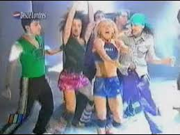 Geri Halliwell Its Raining Man Pepsi Chart 2000