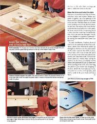 miniature furniture cardboardwood routers. Miniature Furniture Cardboardwood Routers. #2228 Table Saw Router Plans - Routers A