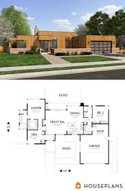 Small 2 Bedroom Home Plans 17 Best Ideas About Small Modern House Plans On Pinterest Modern