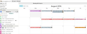 Project Calendar Shared Team Calendar