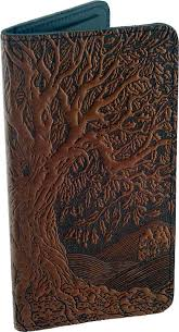 ancient oak tree checkbook cover free on orders over 50 at gryphon s moon