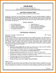 Field Operator Resume Examples Internationallawjournaloflondon