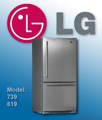 lg refrigerator water line repair kit. lg refrigerator model 819 / 739 lg water line repair kit