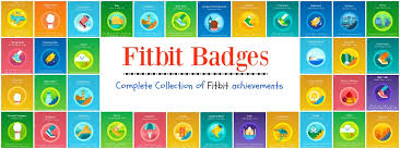 Ultimate Fitbit Badge List 62 Distance Floor And Lifetime