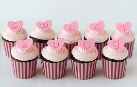 Sweet Baby Cupcakes With Easy Fondant Toppers Glorious Treats