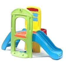 plastic playsets for toddlers outdoor plastic slide kid pool