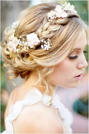 Coiffure Mariage Boheme Cheveux Long Maquillage Mariage