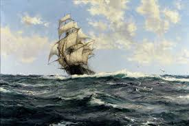 montague dawson rmsa frsa 18901973 was a british painter who was renowned as a maritime artist his most famous paintings depict sailing ships usually cl