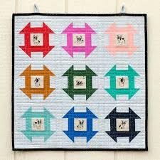 The Churn Dash Quilt Will Remind You Why You Love Quilting - Suzy ... & modern-churn-dash-quilt-block Adamdwight.com