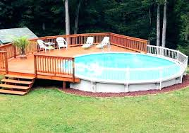 wood patio with pool. Fearsome Awesome Deck Kits Pool Kit Wood Patio Backyard Fence With Home Doors Cost A