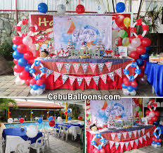 Nautical Sailor Cebu Balloons And Party Supplies