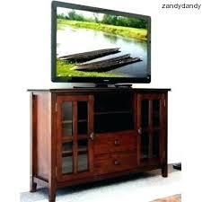 mission style corner tv stand – MeditationHeals